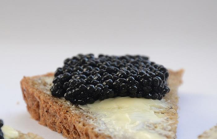 El caviar, ¿cómo incluirlo en el menú de Año Nuevo?