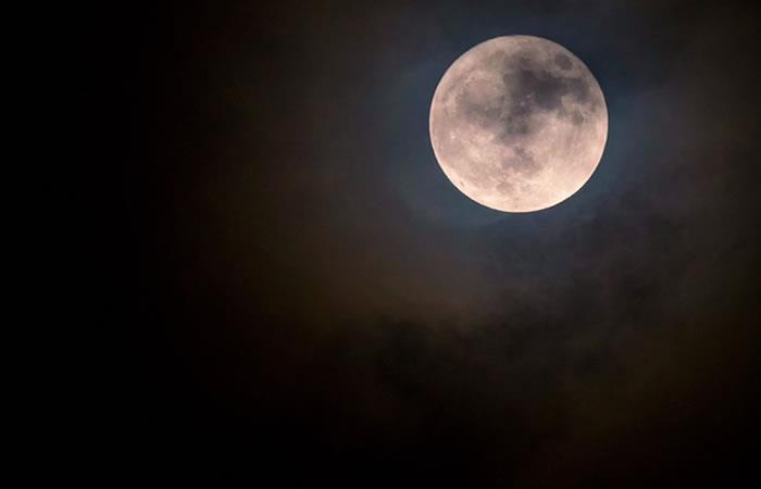Así se registróla 'Superluna' en el mundo