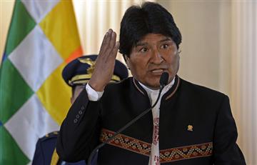 Elecciones Judiciales: Evo Morales destaca legitimidad de magistrados electos