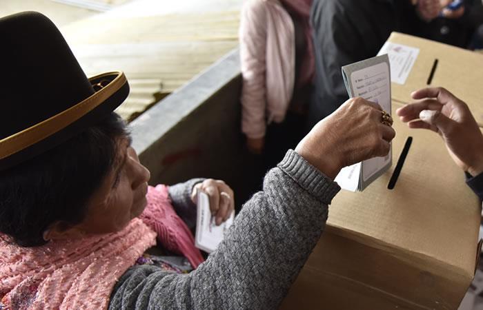 Evo Morales niega derrota en Elecciones Judiciales