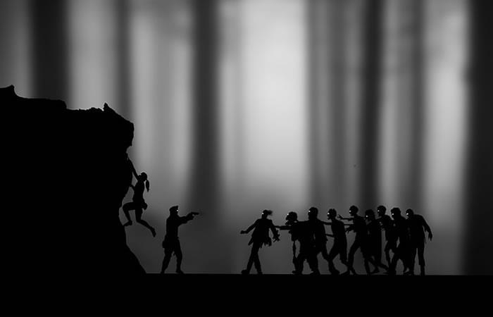Según la ciencia en 'The Walking Dead' matan mal a los zombies
