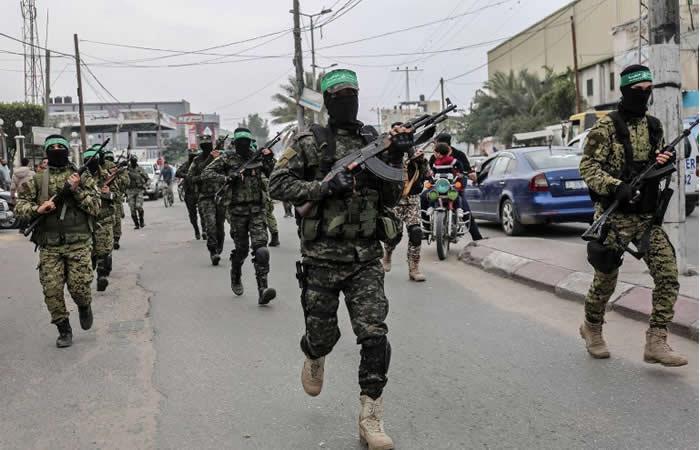 Hamas llama a una tercera intifada contra Israel
