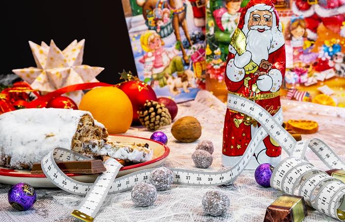 Cómo adelgazar después de comer tanto en Navidad