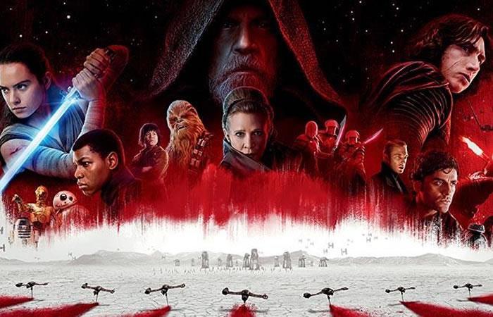 Bolivia: Lista para el estreno de Star Wars 'Los últimos Jedi'