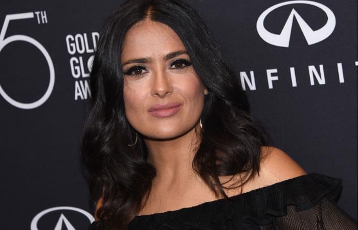 Salma Hayek: 'Te mataré' palabras de Weinstein por no tener sexo con él
