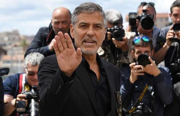 George Clooney le regaló a cada uno de sus mejores amigos un millón de dólares