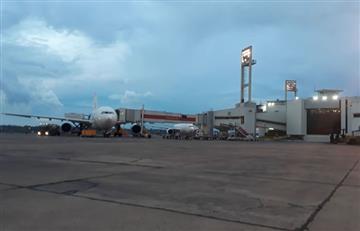Paraguay: Aterrizaje de emergencia de un avión de Air France