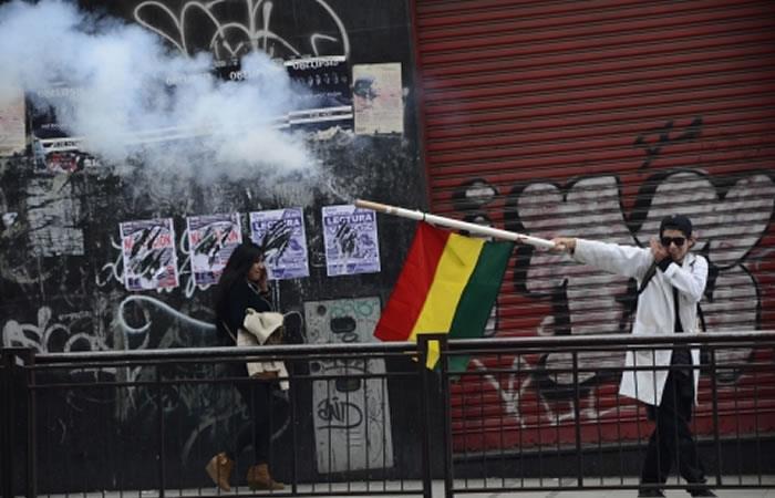 Reportan daños de al menos Bs 50.000 por ataque al Ministerio de Salud