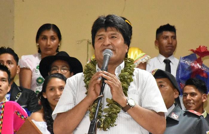 Evo Morales y el emotivo mensaje para los bolivianos en Navidad