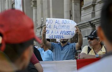 Víctimas de los crímenes de Fujimori exigirán a la CIDH anular su indulto
