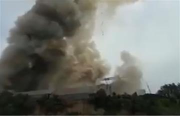 Argentina: Explosión en planta de cereales deja un muerto y varios heridos