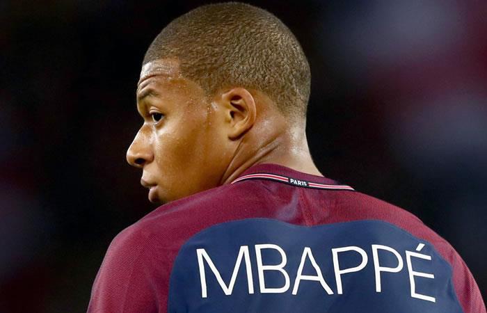 Mbappé: 'El Madrid es el mejor equipo del mundo'