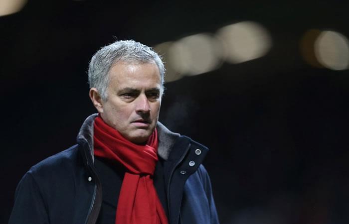 Mourinho se escusa de su mal momento con el equipo de Guardiola