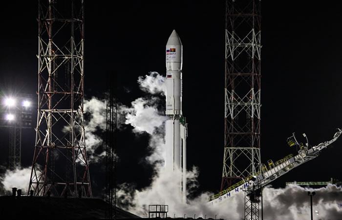 Rusia pierde el contacto con el primer satélite angoleño
