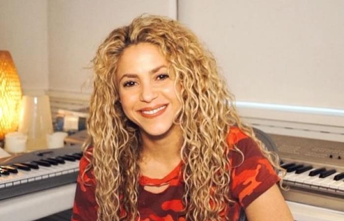 Shakira anuncia con emotivo mensaje el inicio de su gira 2018