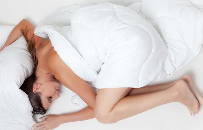 ¿Sabías que es mejor dormir sin pantis?