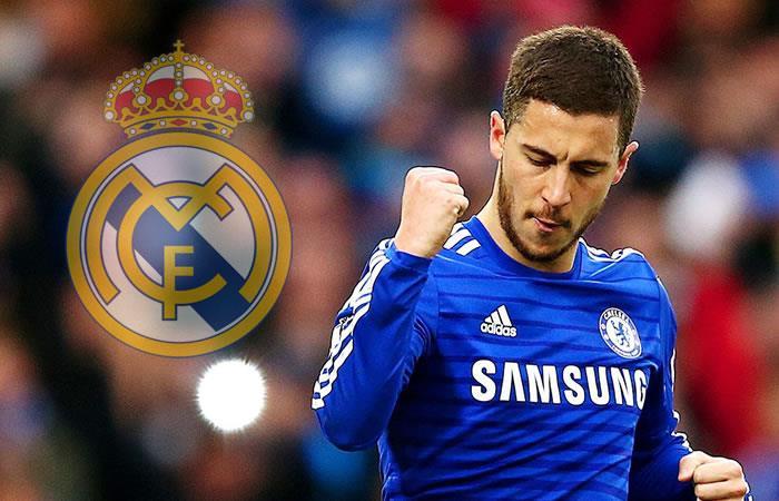 Eden Hazard no renueva con el Chelsea y piensa en el Real Madrid