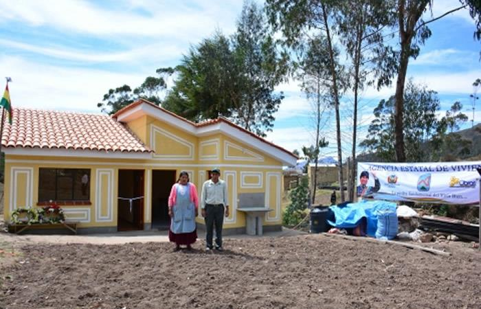 Evo registra récord en construcción de viviendas con 26.000 unidades en 2017