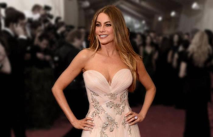 Sofía Vergara, entre los latinos mejor pagados del año, según la revista Forbes