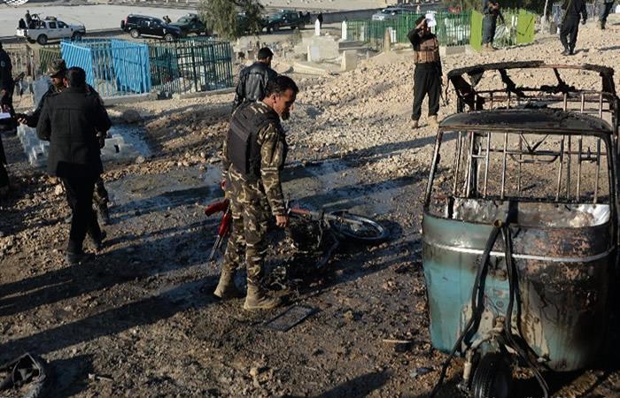 Ataque en Afganistán deja al menos 18 muertos en un funeral