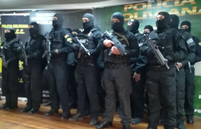 Policía en máxima alerta por criminalidad en fiesta de Año Nuevo
