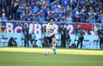 En Japón se dio la primera anotación del año