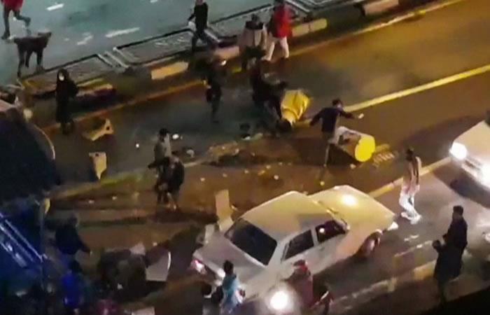 Irán: Diez muertos en lo que va de los disturbios a pesar del llamado a la calma de Rohani