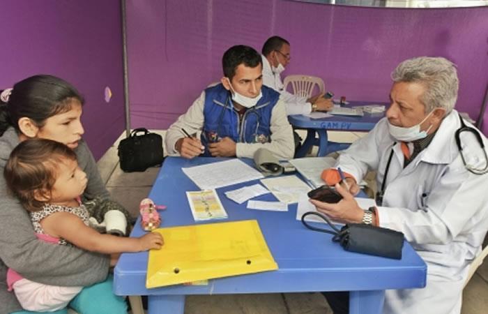 Evo Morales asegura que Bolivia contará con seguro universal de salud