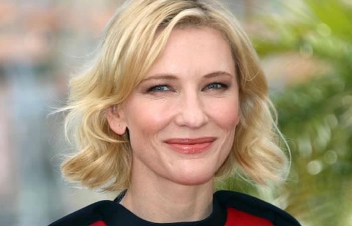 Cannes elige a Cate Blanchett como presidenta de su jurado