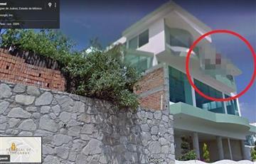 La perturbadora imagen de Google Maps que causa furor en las redes sociales