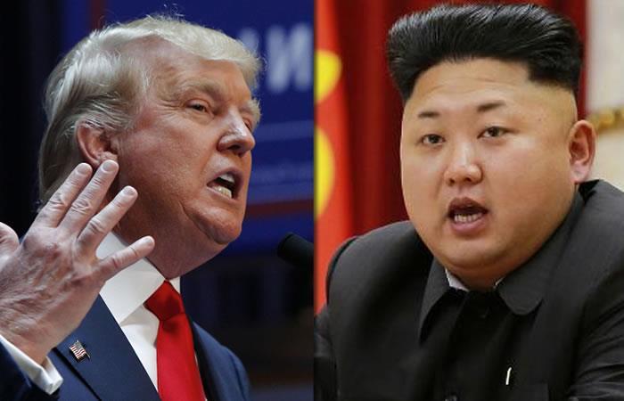Donald Trump dispuesto a conversar con Kim Jong-Un