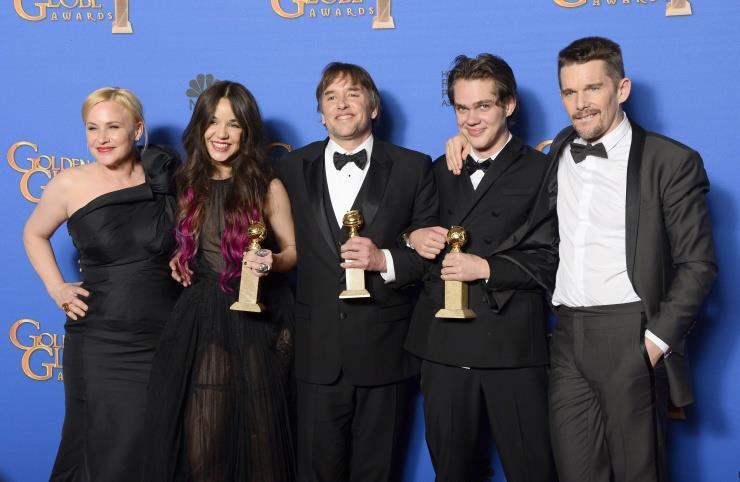 Globos de Oro 2018: ¿Por qué todos visten de negro?