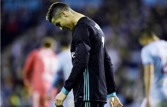 Real Madrid se complicó con el Celta de Vigo y perdió puntos con el Barcelona