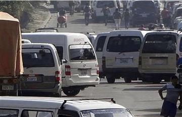 Senado llama al sector del transporte que bloquea vías, a dialogar