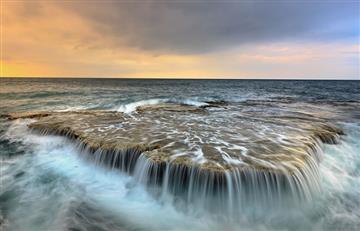 Esta es la razón por la que se está hundiendo el fondo del mar