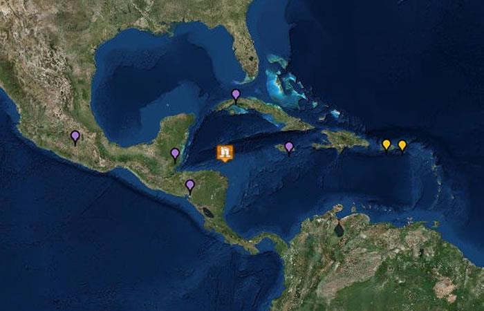 Terremoto de 7,6 sacude a Honduras y el Caribe, alerta de Tsunamis