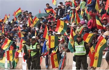 Dakar ingresa a Bolivia y desata fiesta cultural y de hermanamiento