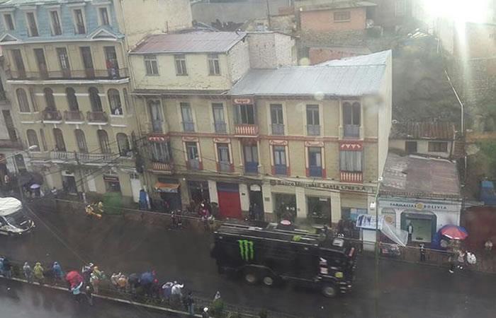 Dakar: Protestas y choques entre manifestantes y policías en la ruta del rally