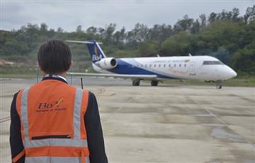 Bolivia sube a 84% de calificación en seguridad de aeronavegación