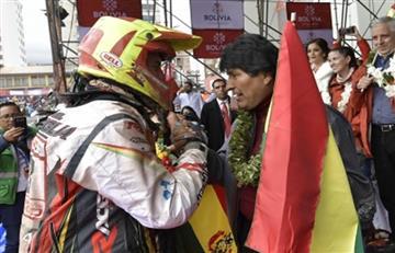 Es un orgullo representar a Bolivia, voy a dar todo por el país: Daniel Nosiglia