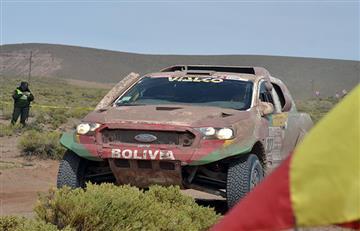 Rally Dakar: Suspenden novena etapa por malas condiciones climáticas