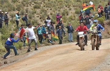 Bolivia agradece a Morales por traer el Rally Dakar al país