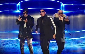 Wisin, Yandel y Daddy Yankee estrenan video de 'Todo comienza en la disco'