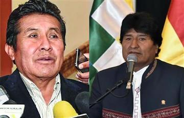 Ministro Rojas denuncia que quieren 'asesinar' a Evo Morales