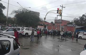 Tarija reporta paro y 30 puntos de bloqueo en la ciudad