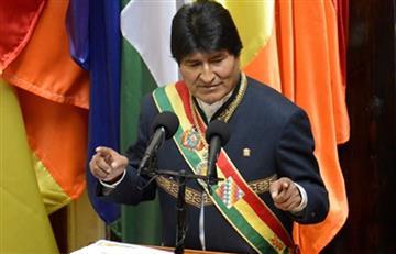 Evo Morales proyecta que el PIB del país superará esta cifra en 2018