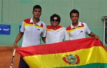 Bolivia ya tiene equipo para la Copa Davis