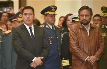 Evo Morales cambia a dos ministros y le da pleno respaldo al resto