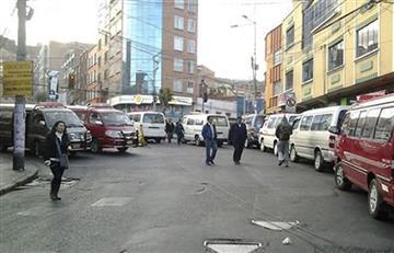 La Paz: Choferes bloquean y rechazan nueva compra de buses por la Alcaldía