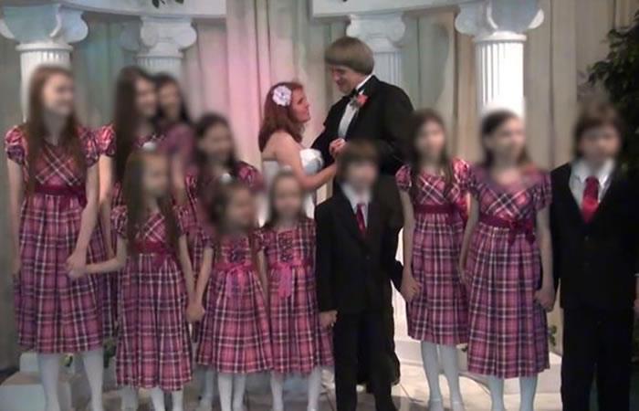 Propuestas para adoptar los niños torturados en casa del horror de EE.UU.
